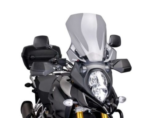 Nuovi accessori Puig per Suzuki V-Strom 1000 – 2017