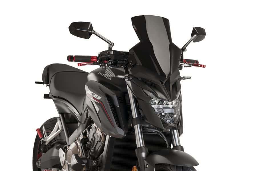 Parabrezza Naked Puig Honda CB650F 9687F